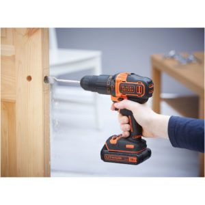 Black decker BDCHD 18K perforando