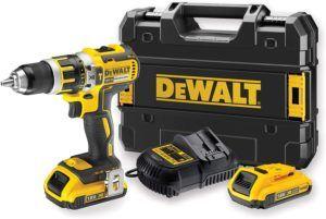 DEWALT DCD795D2-QW - Taladro Percutor