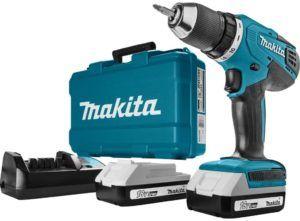 Makita HP457DWE - Taladro Percutor