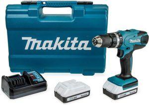 Makita HP457DWE10 Taladro percutor