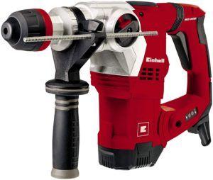 Einhell TE-RH 32 E -Martillo perforador con mecanismo percutor neumático, 4 funciones, 1250 W, 230 V