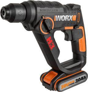 Worx WX 390 martillo neumatico