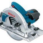 Sierra circular de mano Bosch